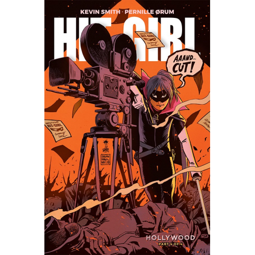 HIT-GIRL SEASON TWO 4 (VO) KEVIN SMITH