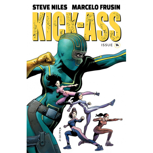 KICK-ASS 14 (VO)