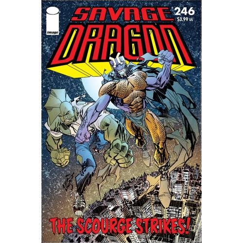 Savage Dragon 246 (VO)