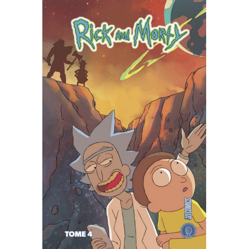 Rick & Morty Tome 4 (VF)