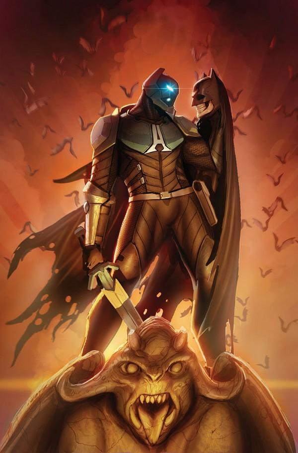 Detective Comics 1005 Sejic Variant (VO)
