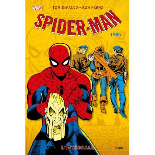 AMAZING SPIDER-MAN L'INTÉGRALE 1986 (VF)