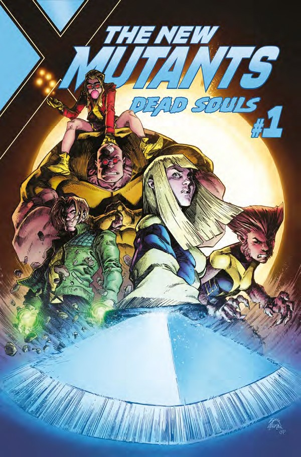 NEW MUTANTS : DEAD SOULS (VF)