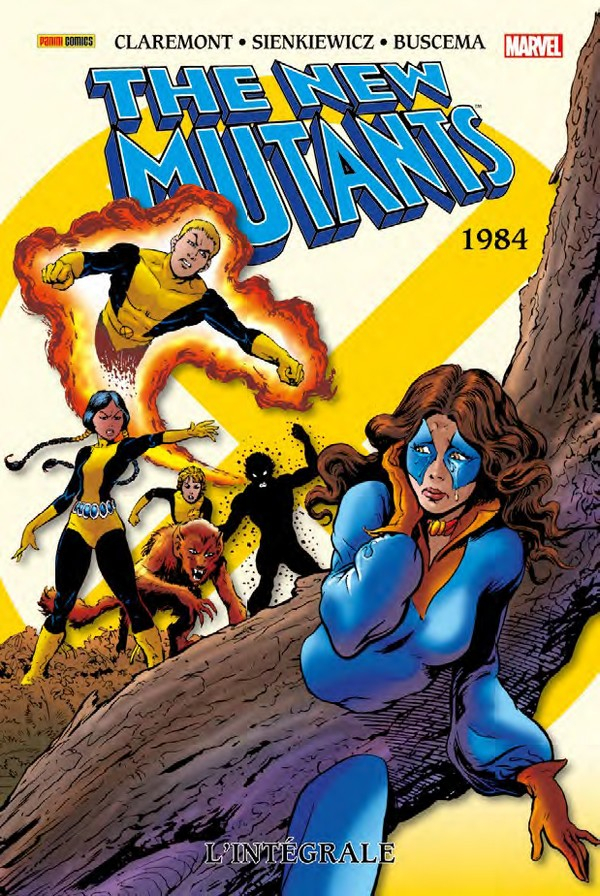 THE NEW MUTANTS : L'INTÉGRALE 1984 (VF)