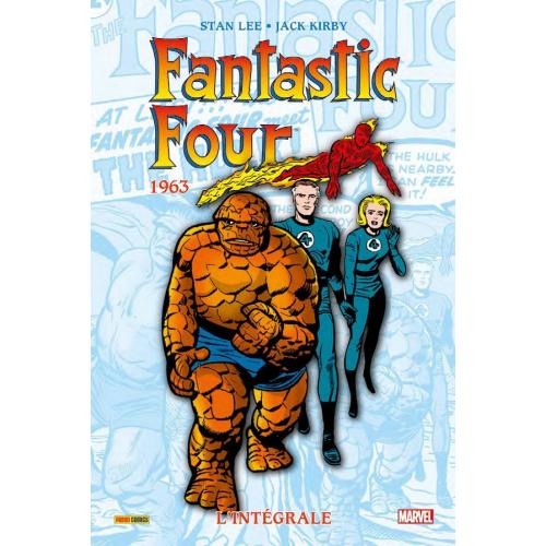FANTASTIC FOUR L'INTÉGRALE 1963 NOUVELLE ÉDITION (VF)
