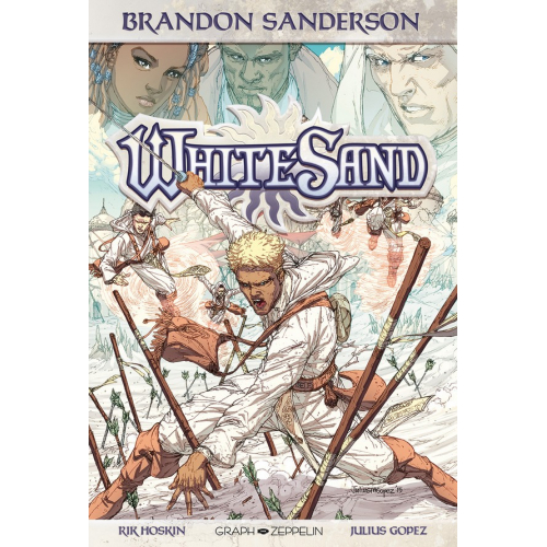 White Sand Tome 1 (VF)