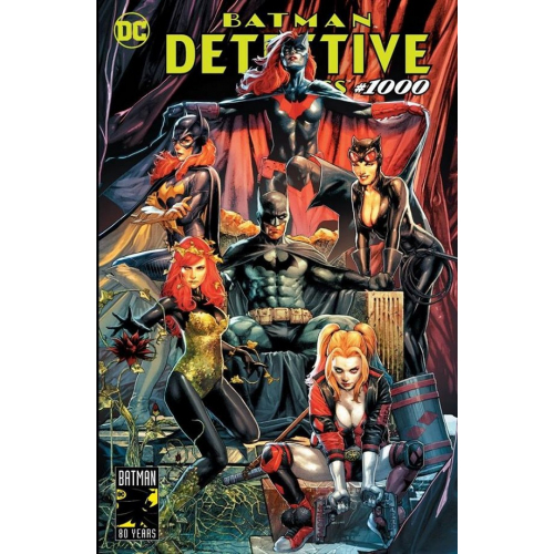 Detective Comics 1000 (VO) JAY ANACLETO VARIANT