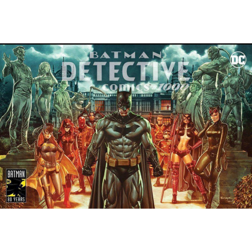 Detective Comics 1000 (VO) MICO SUAYAN VARIANT
