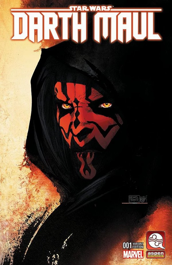 DARTH MAUL 1 VAR CVR A MICHAEL TURNER (VO)
