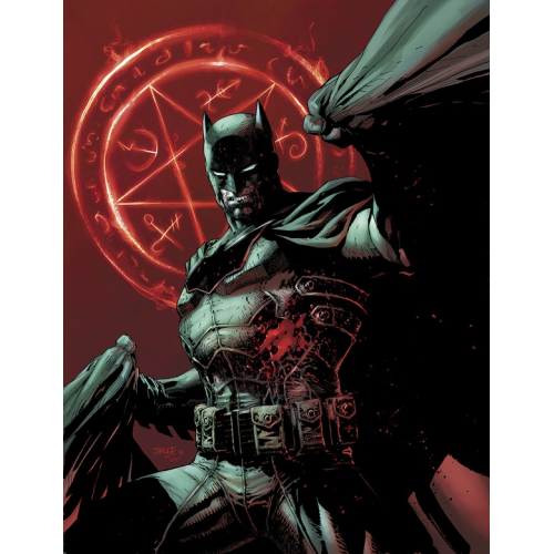 BATMAN DAMNED 1 (VO) Brian Azzarello - Lee Bermejo DC BLACK LABEL