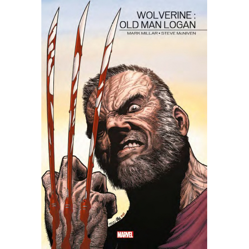 X-MEN OLD MAN LOGAN (VF)