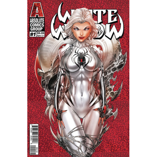 WHITE WIDOW 1 VARIANT (VO) JAMIE TYNDALL - 2nd Print