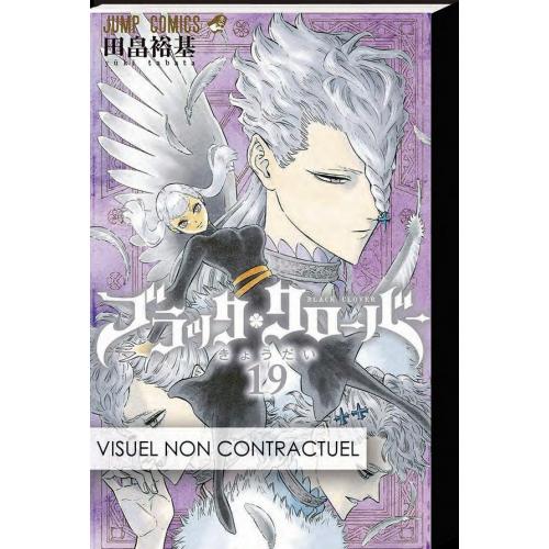 Black Clover Tome 19 (VF)