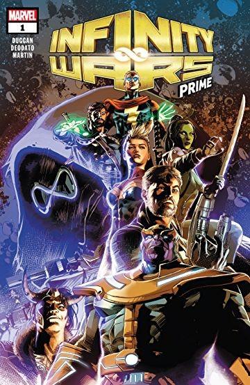 Infinity Wars n°4 (VF)