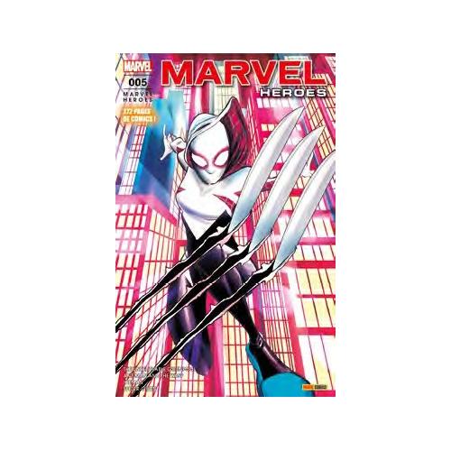 Marvel Heroes n°5 (VF)