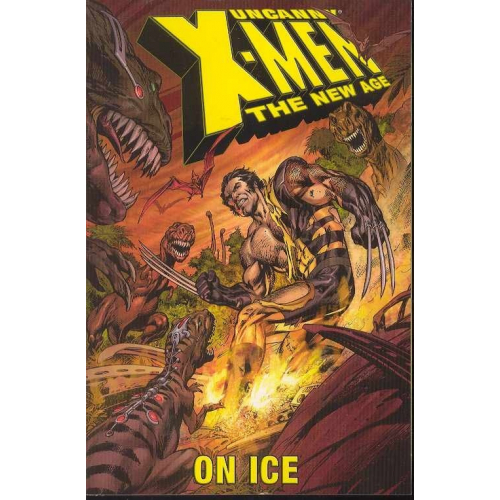 UNCANNY X-MEN NEW AGE TP VOL 03 ON ICE (VO) occasion