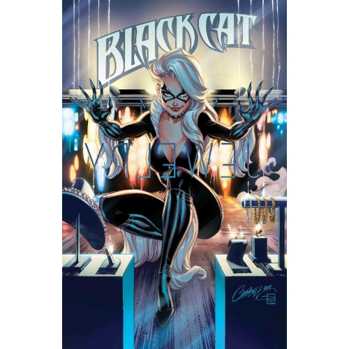 Black Cat 1 (VO) J. Scott Campbell Cover