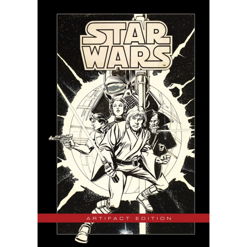 STAR WARS ARTIFACT ED HC (VO) occasion