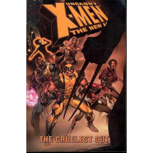 UNCANNY X-MEN NEW AGE TP VOL 02 CRUELEST CUT (VO) occasion