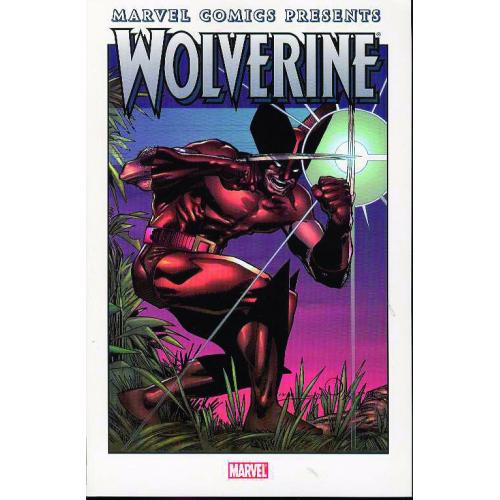 Marvel Comics Presents Wolverine Vol. 1 (VO) occasion