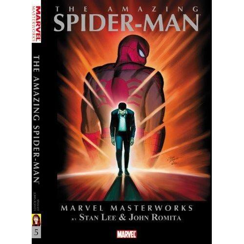 Marvel Masterworks Spider-man Volume 5 (VO) occasion