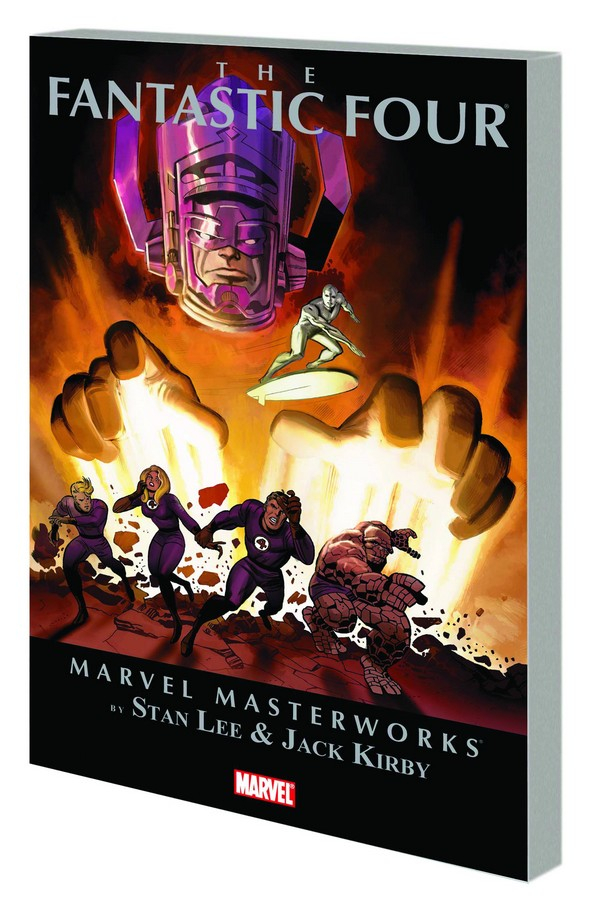 Marvel Masterworks: The Fantastic Four Volume 5 (VO) occasion