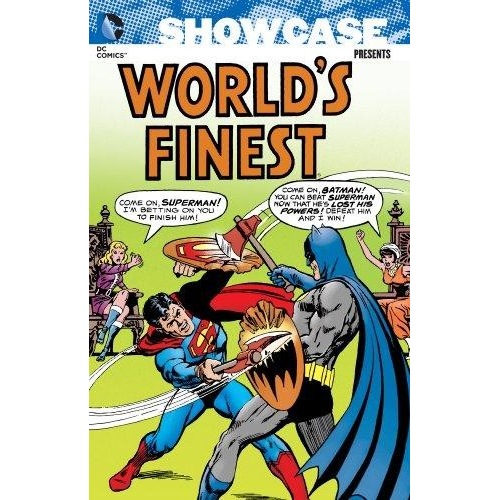 Showcase Presents World's Finest Volume 4 (VO) occasion
