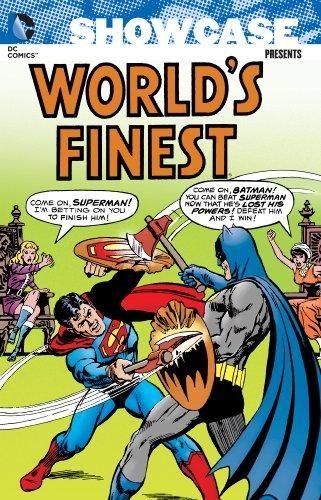 Showcase Presents World's Finest Volume 4 (VO) occasion