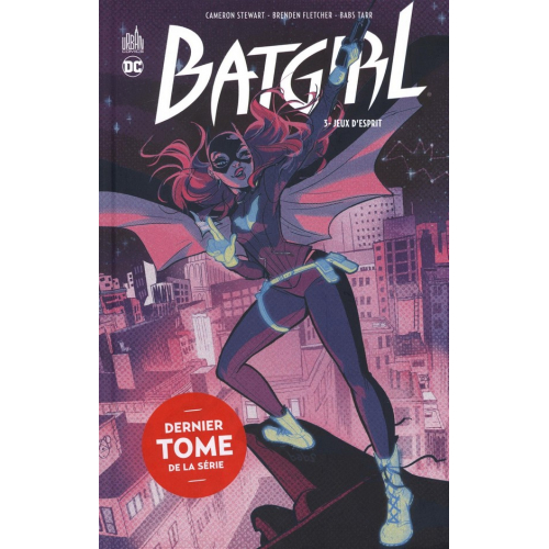 Batgirl Tome 3 (VF) occasion