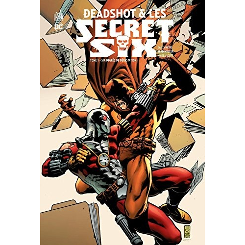 DEADSHOT & LES SECRET SIX tome 1 (VF)