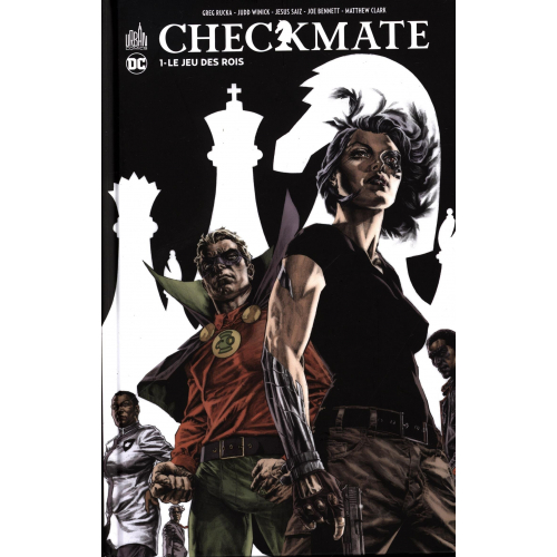 CHECKMATE Tome 1(VF)
