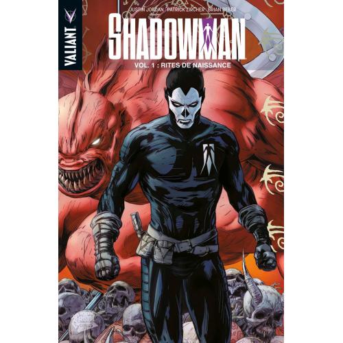 Shadowman t01 Rites de naissance (VF) occasion