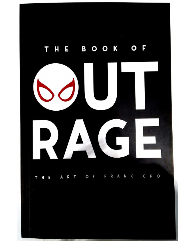 OUTRAGE THE ART OF FRANK CHO - SIGNÉ (VO)