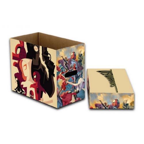 Short box Web Warriors