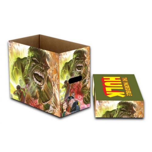 Short box Hulk Green Goliath