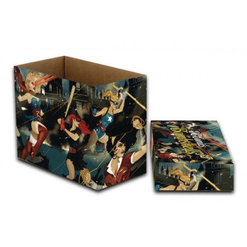 Short box DC Bombshells