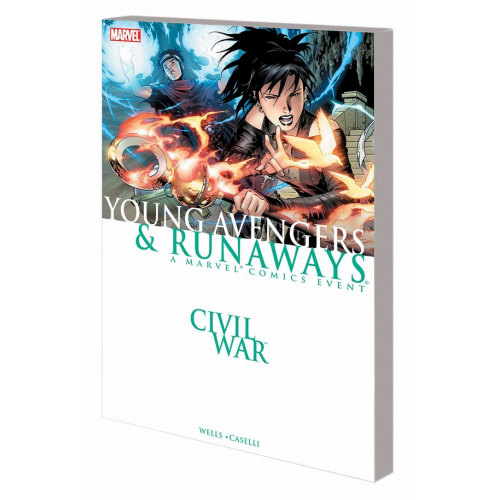CIVIL WAR YOUNG AVENGERS AND RUNAWAYS TP (VO) occasion