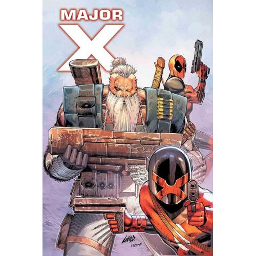 MAJOR X 6 (VO)