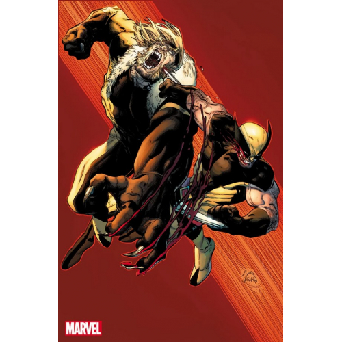 WOLVERINE EXIT WOUNDS 1 (VO)