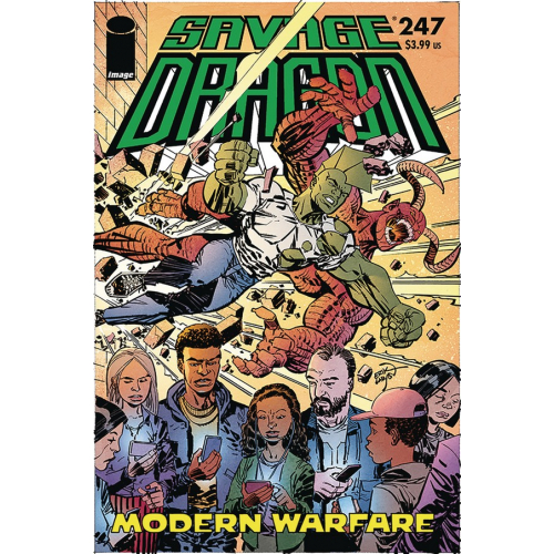 Savage Dragon 247 (VO)