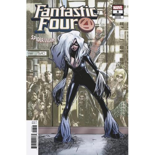 FANTASTIC FOUR 8 RAMOS SPIDER-MAN VILLAINS VAR (VO)