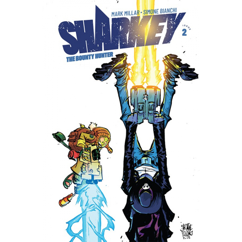 SHARKEY BOUNTY HUNTER 2 (OF 6) CVR C YOUNG (VO) MARK MILLAR - SIMONE BIANCHI