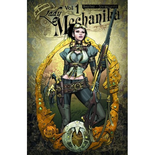 Lady Mechanika Volume 1 TPB