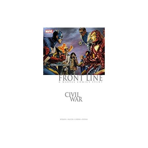 Civil War Tome 4 (VF) occasion
