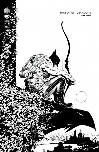 BATMAN – L'AN ZÉRO EDITION N&B 80 ANS (VF)