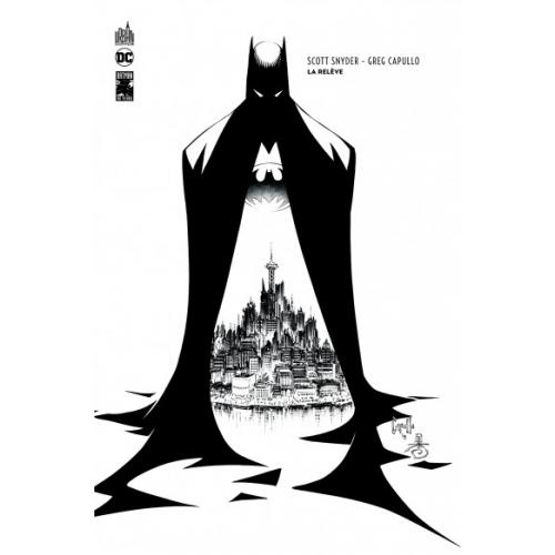 BATMAN – LA RELÈVE EDITION N&B 80 ANS (VF)
