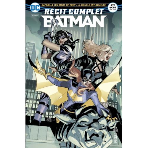 Batman Récit complet 12 (VF)