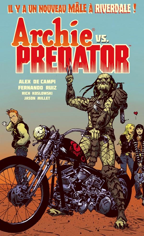 Archie Vs Predator - Édition Collector Exclusive 250 ex - Dustin Nguyen (VF)