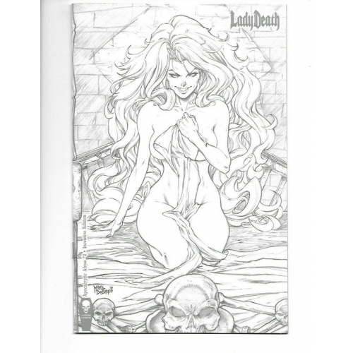 LADY DEATH APOCALYPTIC ABYSS 2 (OF 2) INCENTIVE COVER (VO)