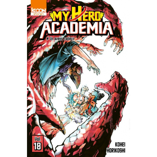 My Hero Academia Tome 18 (VF)